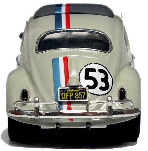 Mattel Hot Wheels VW Herbie (3)