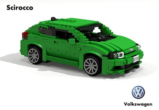 VW Scirocco MkIII - 2008 (PQ35)