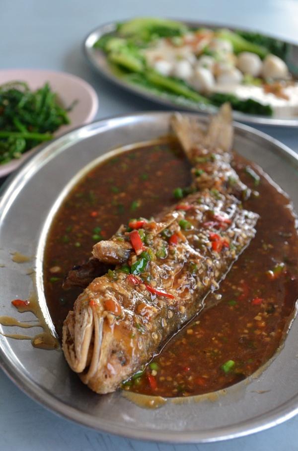 Chili Fish @ Dengkil