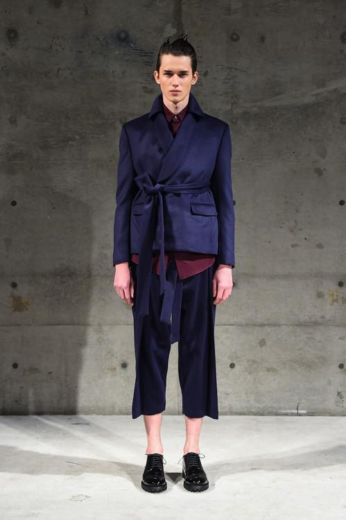 Yulian Antukh(Antuh)3049_FW14 Tokyo Sise(Fashion Press)