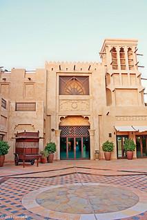 Madinat Jumeirah, Dubai, U.A.E.