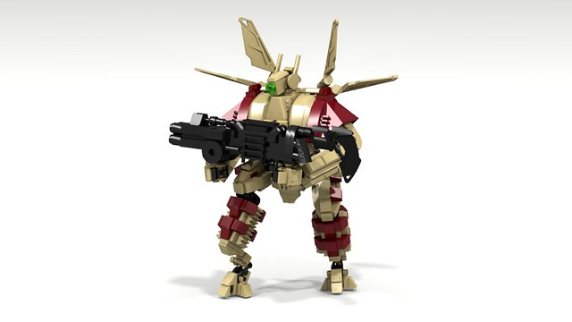 """AV-01 """"Instigator"""" Hardsuit"""