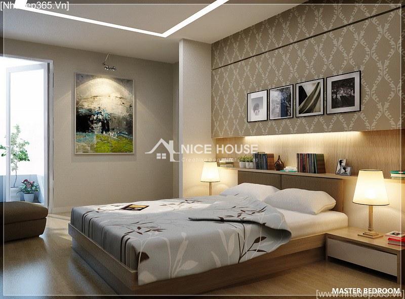 Thiết kế nội thất căn hộ nhà cô Hằng - HN_01