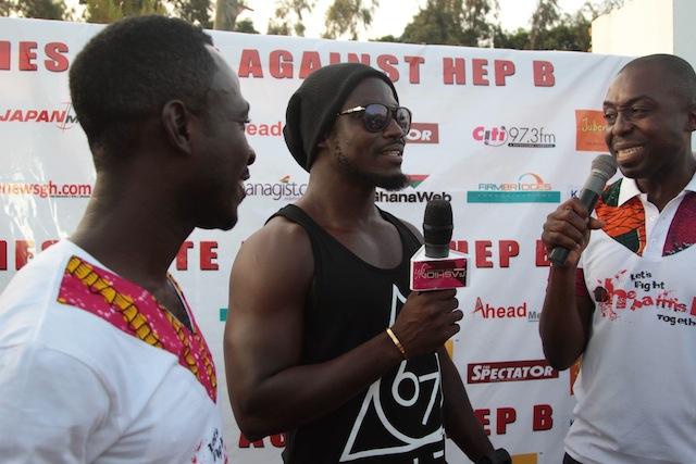 Celebrities unite against Hepatitis B