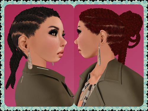 Discord Designs @ Hair Fair 2014