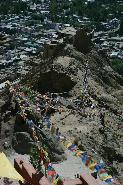 Lehchen Palkhal and Namgyal Tsemo. Leh, Ladakh, 05 Aug 2014. 033