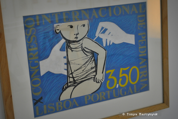 41 - Maria Keil - выставка в Каштелу Бранку