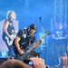 Rob Trujillo & Kirk Hammett, Metallica, Sonisphere 2014