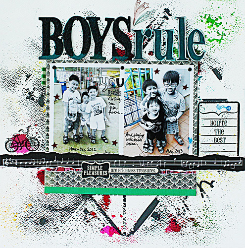 Boys-rule