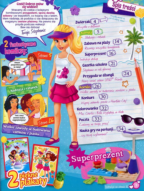LEGO Friends Magazyn 2014-02-02