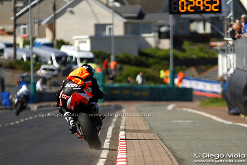 Connor Behan. NW200 2014