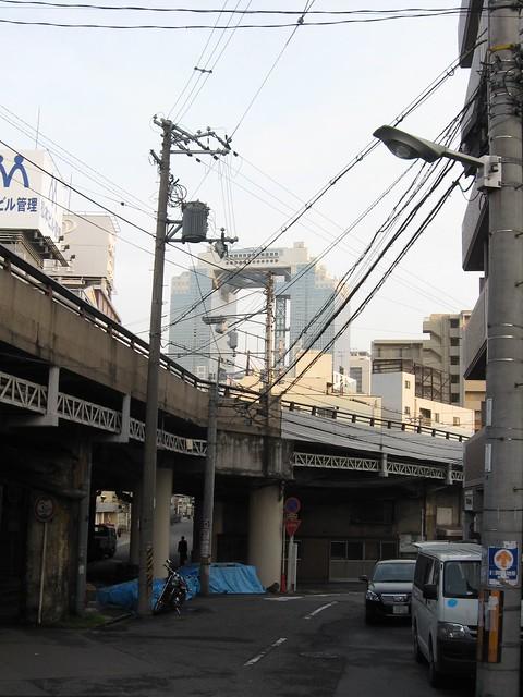 大阪 中津高架下建築 (6)