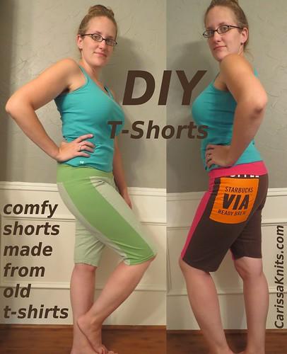 DIY T-Shorts