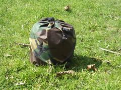 Web-tex woodland camo stuff sacks by Alan 13-7