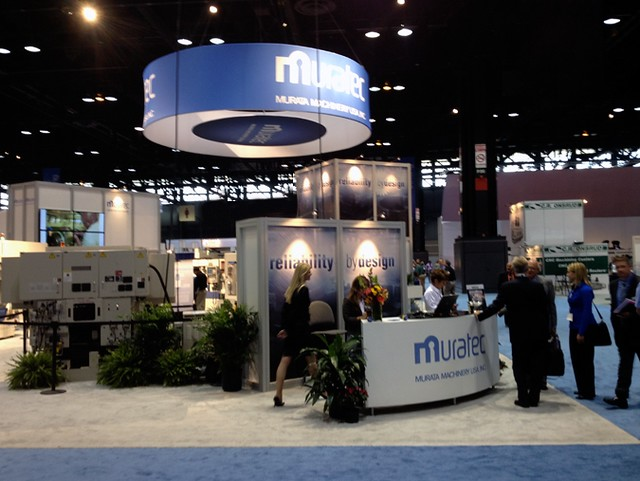 IMTS Tradeshow Booth