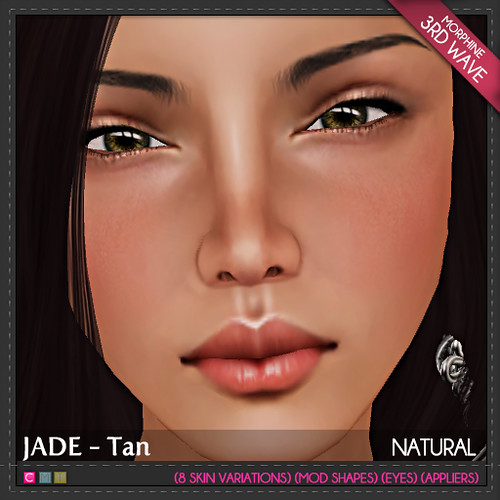 Jade Tan (Natural)