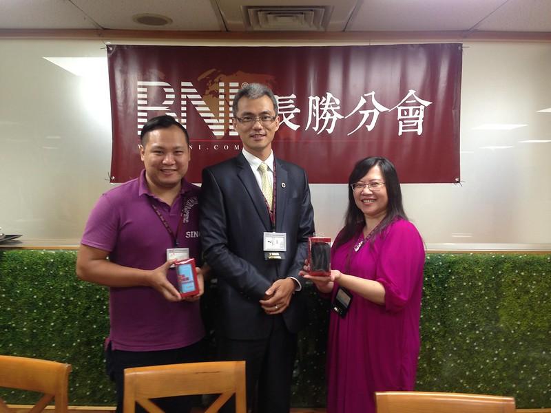 BNI長勝分會2014.08.05
