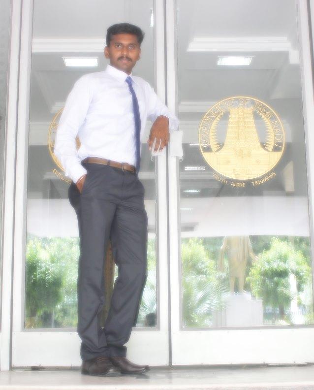 CAPF 2013 Topper Selvaramaswami