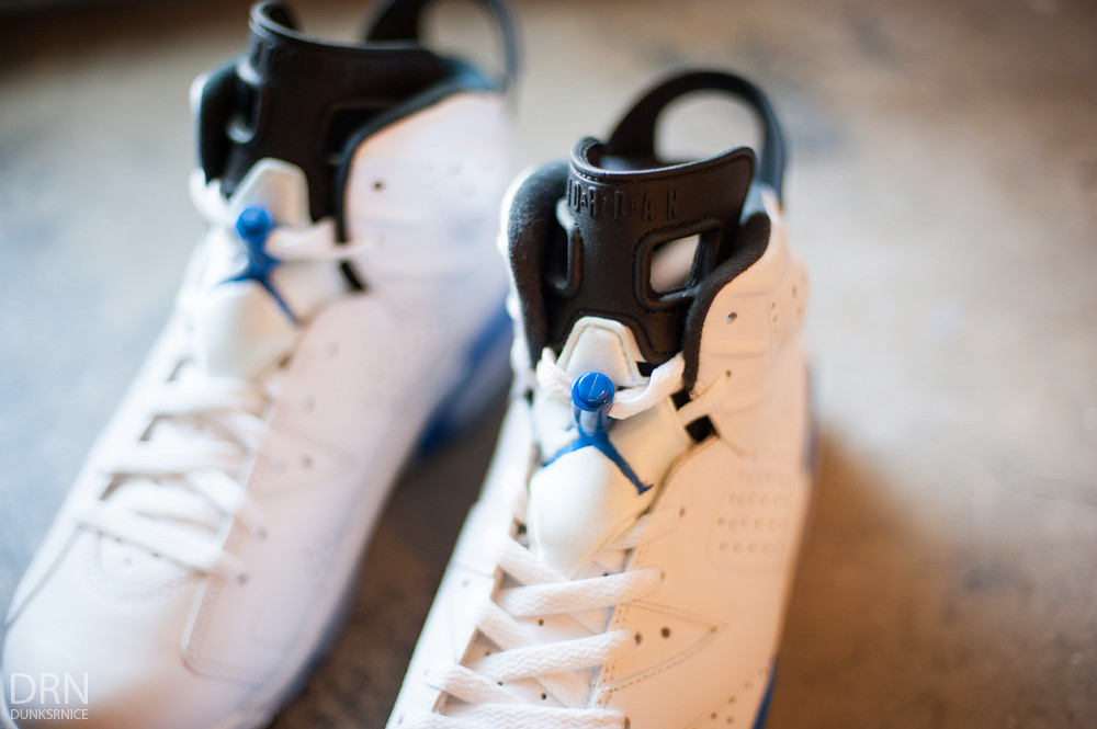 Sport Blue VI's.