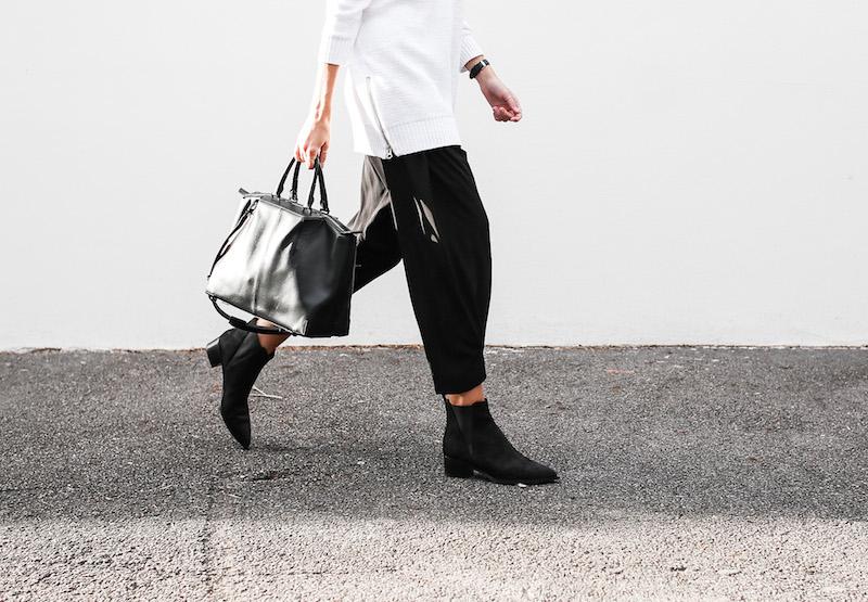 modern legacy fashion blog Australia Acne Studios knit sweater Jensen Chelsea boots Alexander Wang bag street style (6 of 6)