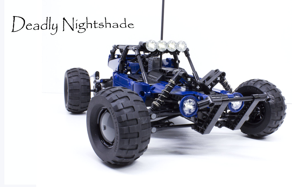 Moc Deadly Nightshade Video Instructions Lego Technic And Model
