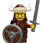 LEGO Collectable Minifigures Series 12 - Hun Warrior