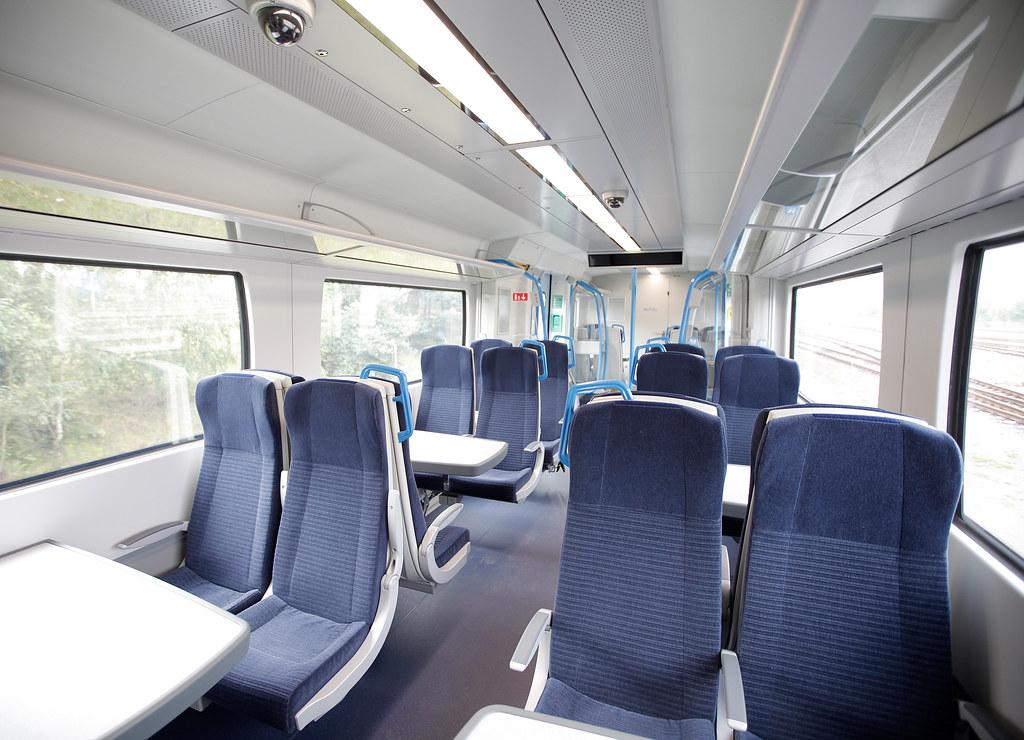 First class in a Class 700