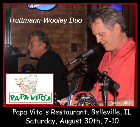 Truttmann-Wooley Duo 8-30-14