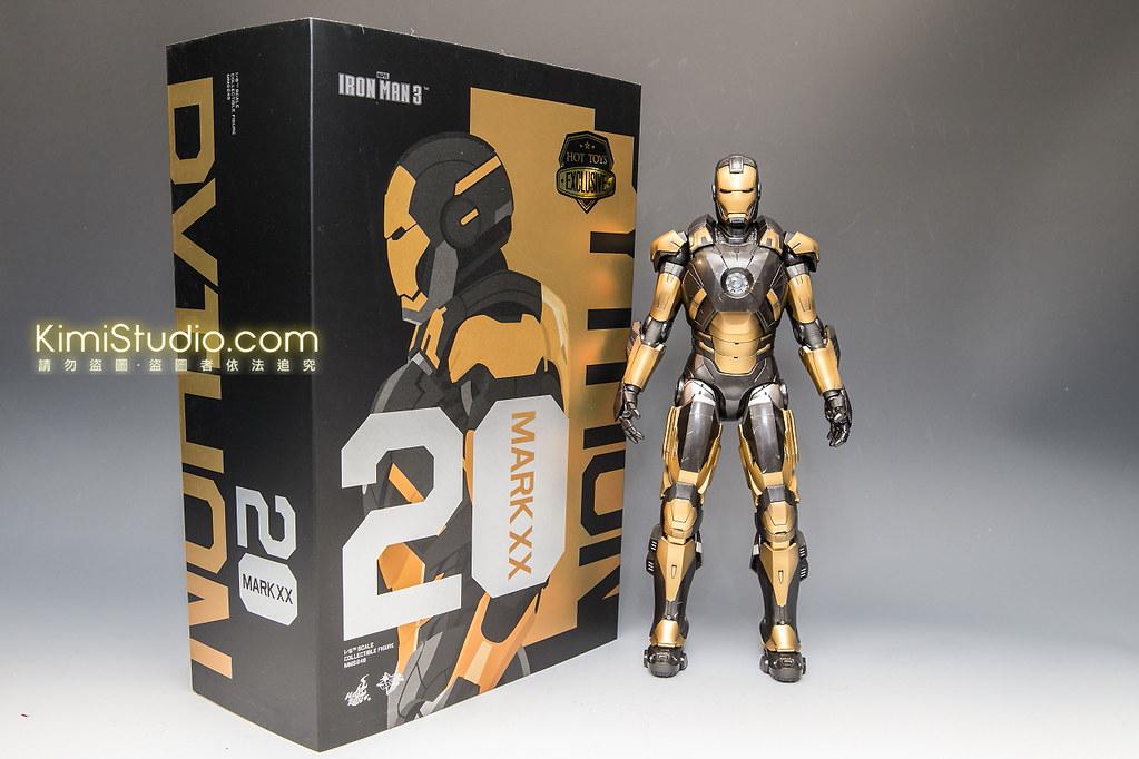 2014.08.09 Hot Toys MMS248 Mark 20 Python-045
