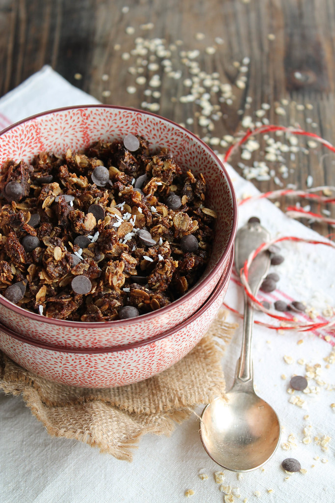 Granola chocolat