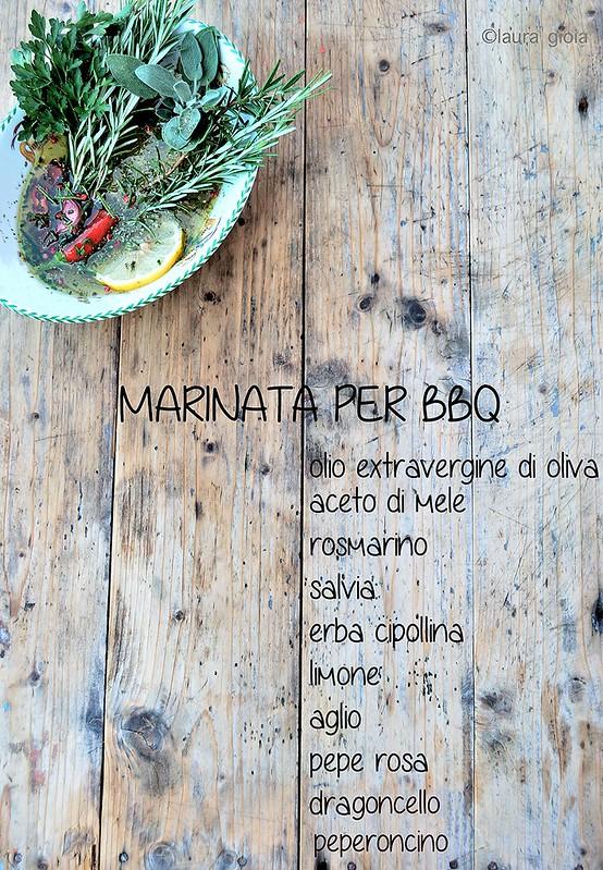 marinata bbq