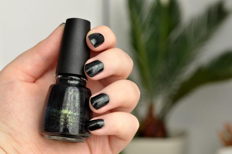 notd china glaze stone and ashes nail polish rottenotter rotten otter blog 3