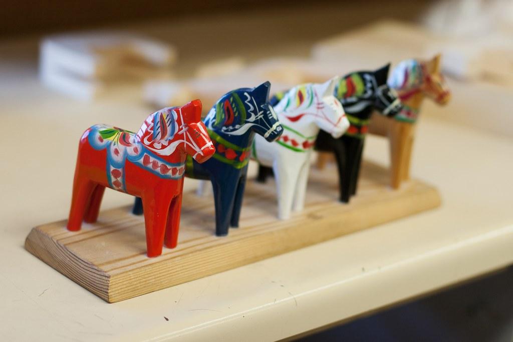 Image result for nusnas sweden dala horse