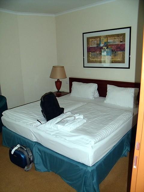 Bett Hotel Lafonte