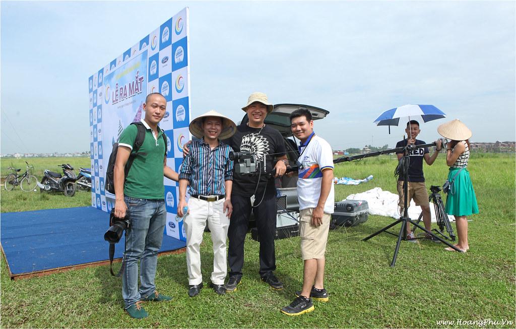 Truyền thông tác nghiệp tại Lễ ra mắt Hội quán Diều sáo Hà Nội