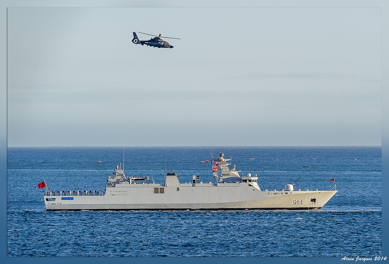 La Marine Royale à la revue navale de Toulon - 15 août 2014 14920809236_6dc201b124_o