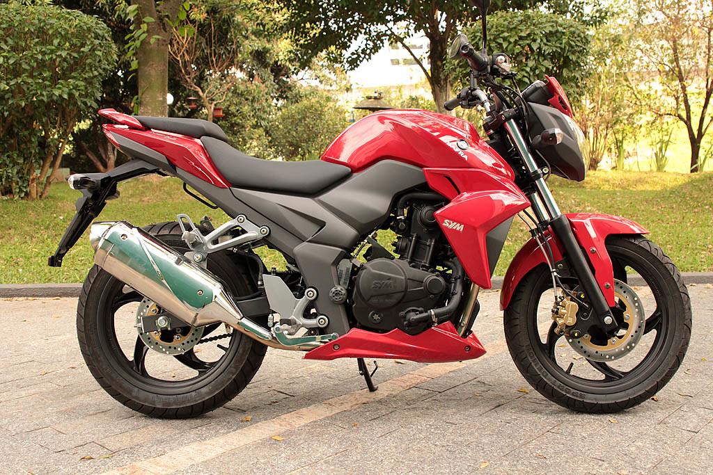TESTE: Next 250cc