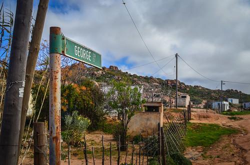 George street, Leliefontein