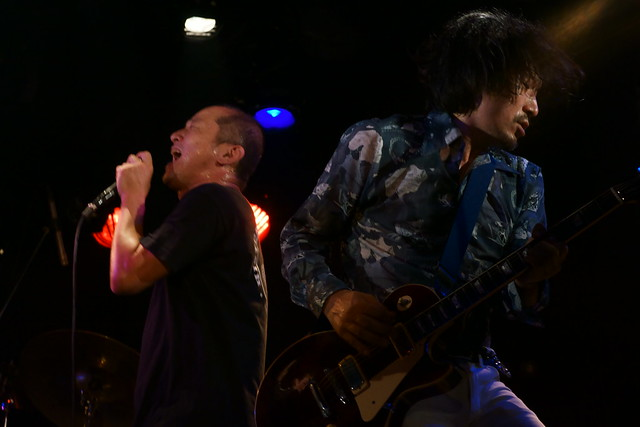 The Wells live at Rock Joint GB, Tokyo, 17 Aug 2014. 154