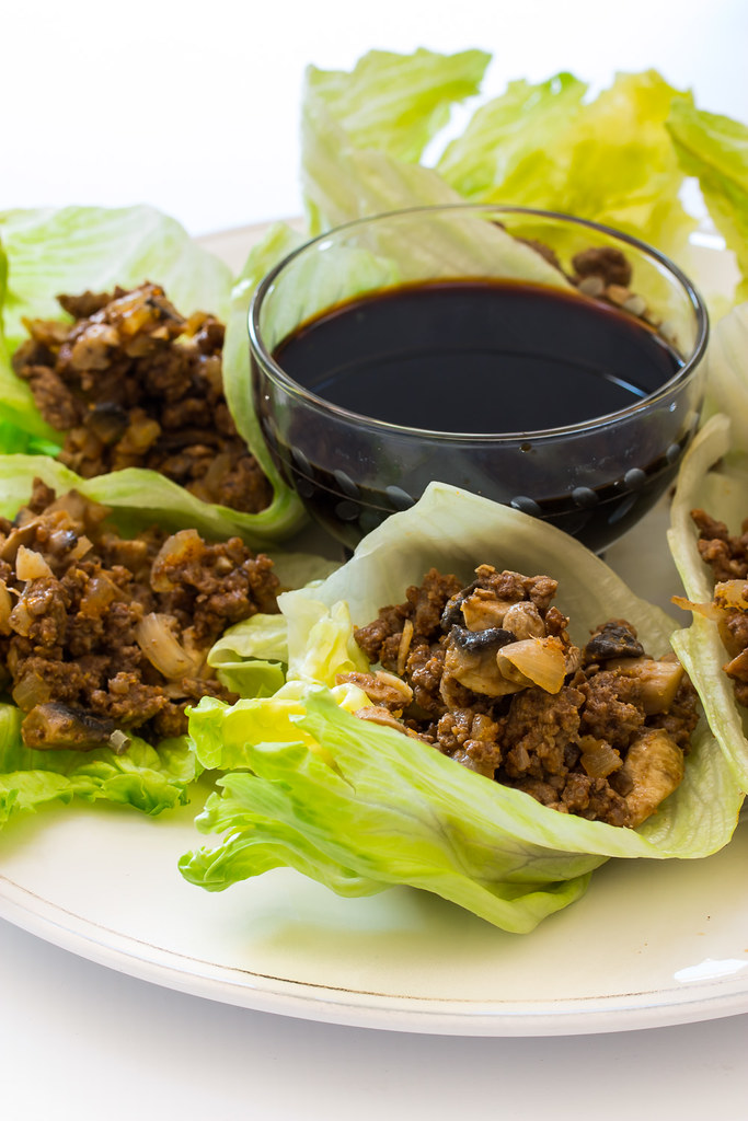 A.1. Thick and Hearty Lettuce Wraps