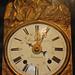 3 - Longpont Auberge de l'Abbaye L'horloge au salon, qui nous attend... ©melina1965