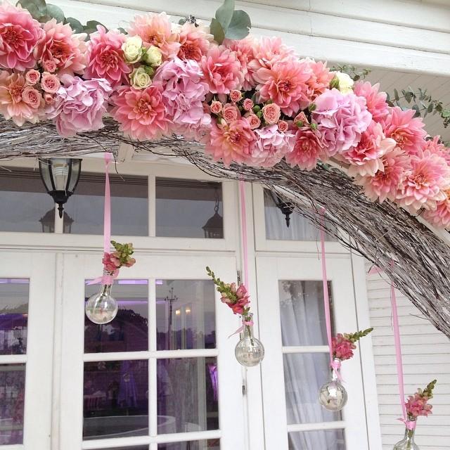 Свадьба Бабушкин Сад