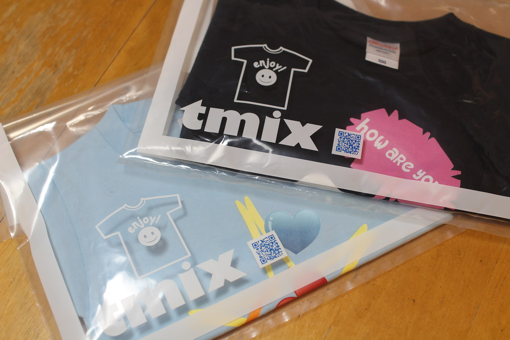 tmix(ティーミックス)_到着