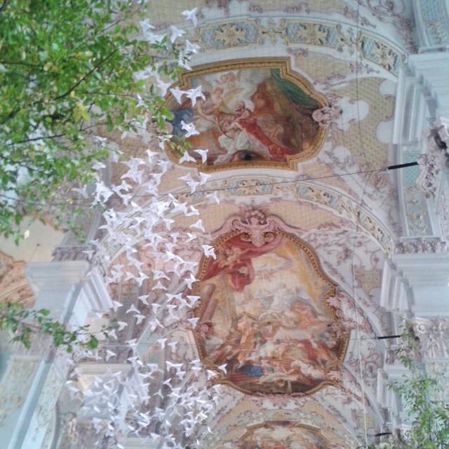 Metsä kirkossa