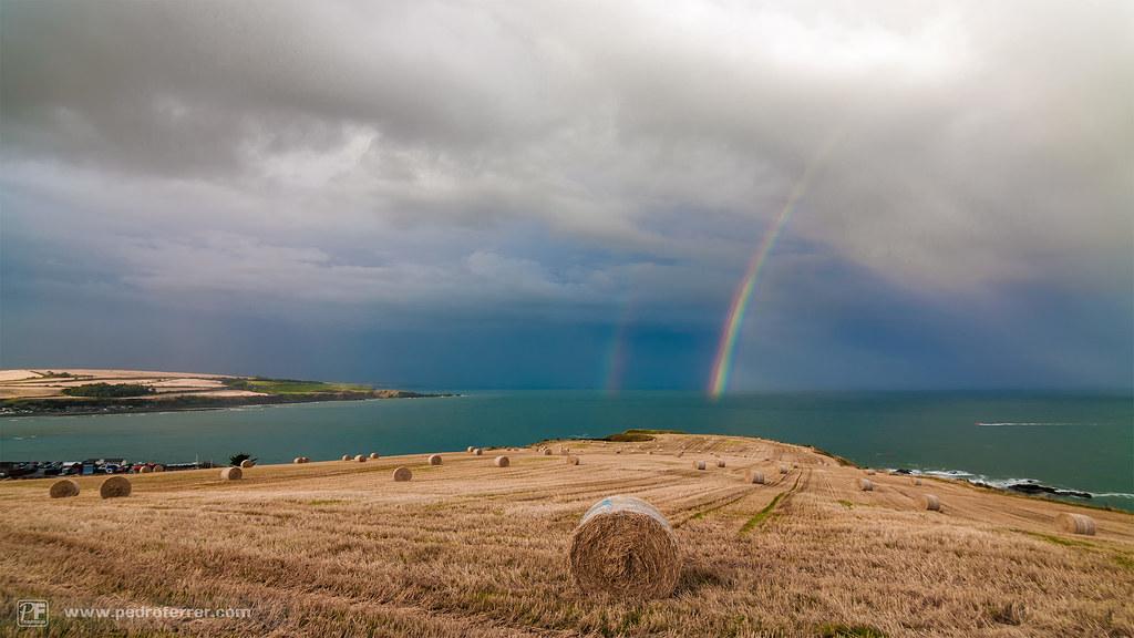 Stonehaven rainbow