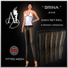 Angel Dessous-Brina-jeans 5 brown