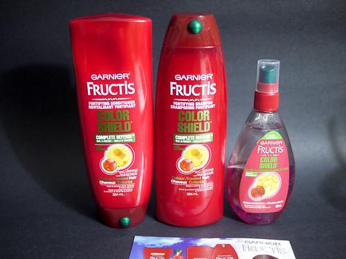 #ColorShield Garnier Fructis