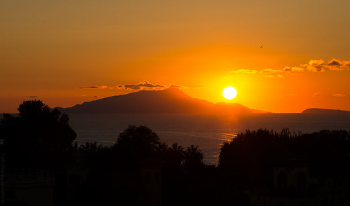 Capri Sunset // 18 08 14