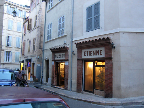 Pizzaria Etienne
