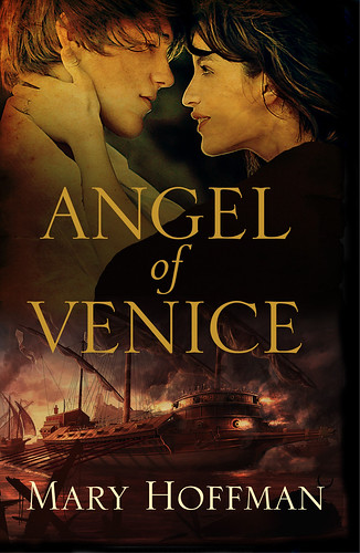 Mary Hoffman, Angel of Venice